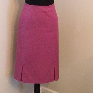Kasper Pink Skirt